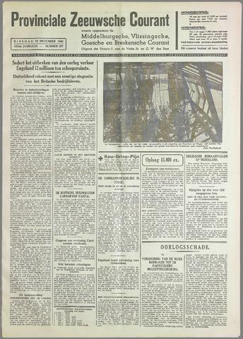 Provinciale Zeeuwse Courant 1940-12-10