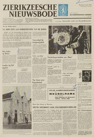 Zierikzeesche Nieuwsbode 1973-07-09