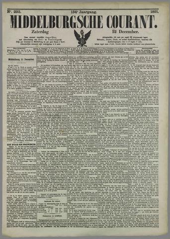Middelburgsche Courant 1891-12-12