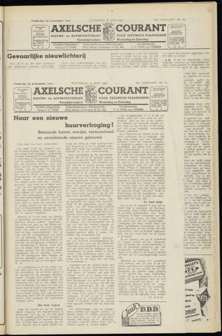 Axelsche Courant 1951-07-25