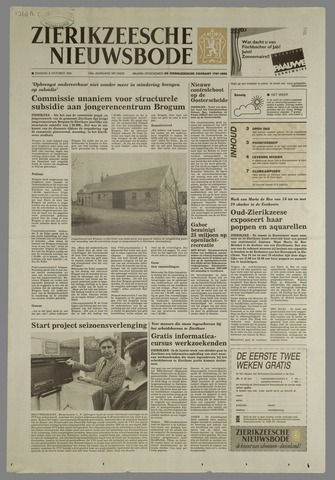 Zierikzeesche Nieuwsbode 1991-10-08