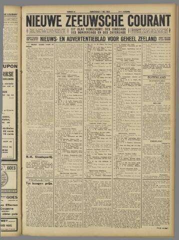 Nieuwe Zeeuwsche Courant 1925-05-07