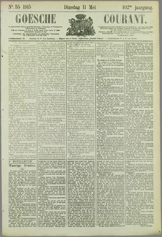 Goessche Courant 1915-05-11