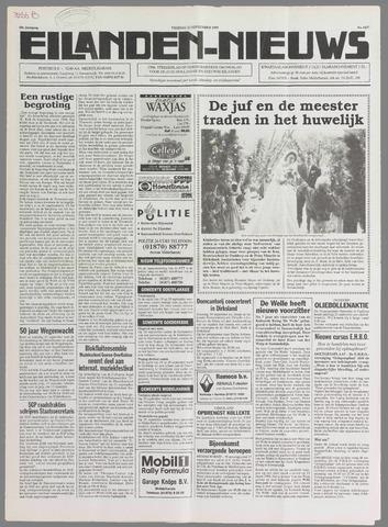 Eilanden-nieuws. Christelijk streekblad op gereformeerde grondslag 1995-09-22