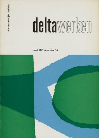 Driemaandelijks bericht Deltawerken 1963-05-01