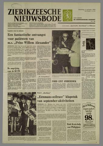 Zierikzeesche Nieuwsbode 1976-09-02