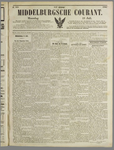 Middelburgsche Courant 1908-07-13