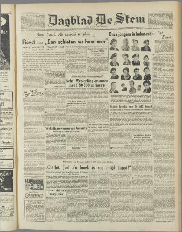 de Stem 1950-01-28