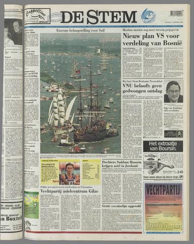 de Stem 1995-08-11