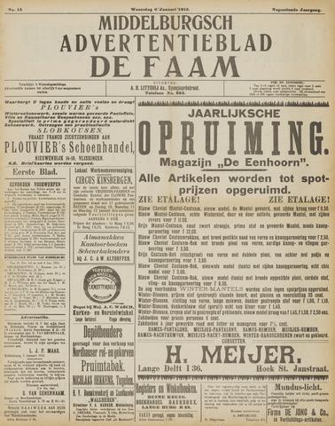 de Faam en de Faam/de Vlissinger 1915