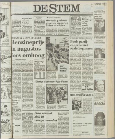de Stem 1981-07-15