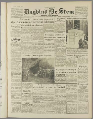 de Stem 1953-09-19