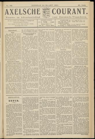 Axelsche Courant 1931-03-24