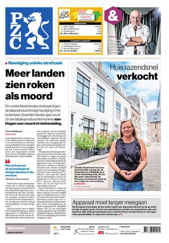 Provinciale Zeeuwse Courant 2017-07-04