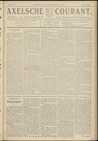 Axelsche Courant 1927-08-19