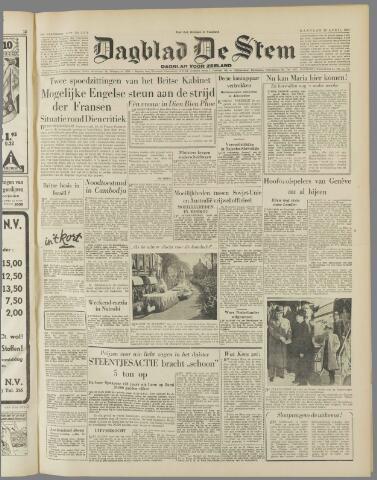 de Stem 1954-04-26