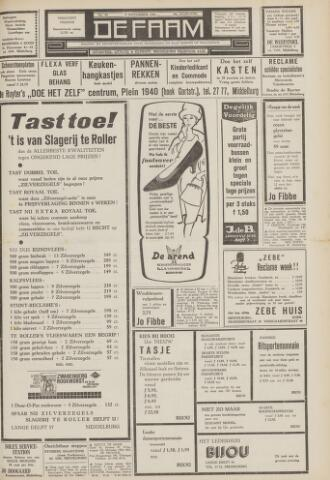 de Faam en de Faam/de Vlissinger 1962-11-09