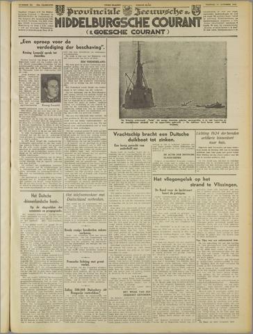 Middelburgsche Courant 1939-10-27