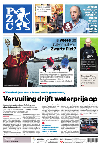 Provinciale Zeeuwse Courant 2017-10-21