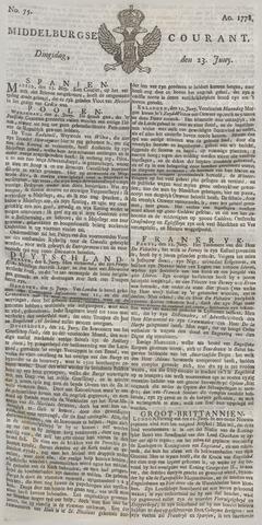 Middelburgsche Courant 1778-06-23