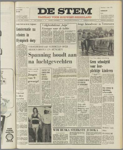 de Stem 1972-09-11
