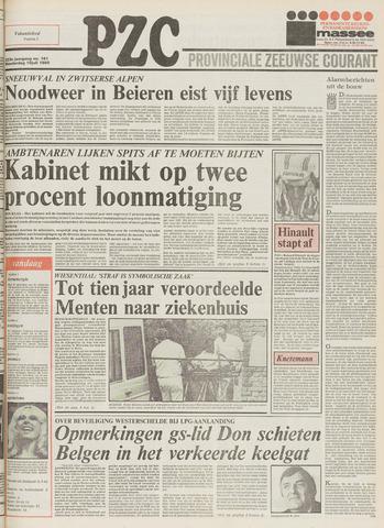 Provinciale Zeeuwse Courant 1980-07-10