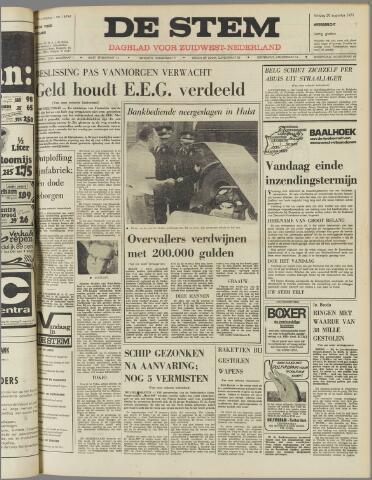 de Stem 1971-08-20