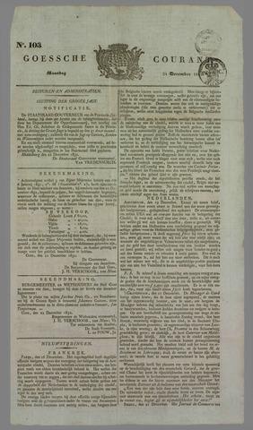 Goessche Courant 1832-12-24
