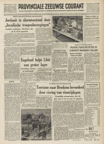 Provinciale Zeeuwse Courant 1956-07-05