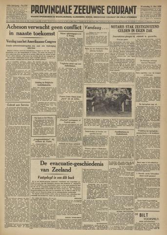 Provinciale Zeeuwse Courant 1950-05-31