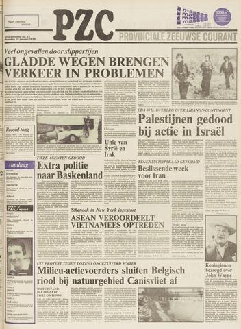 Provinciale Zeeuwse Courant 1979-01-15