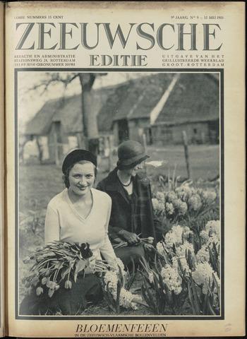 Ons Zeeland / Zeeuwsche editie 1931-05-15