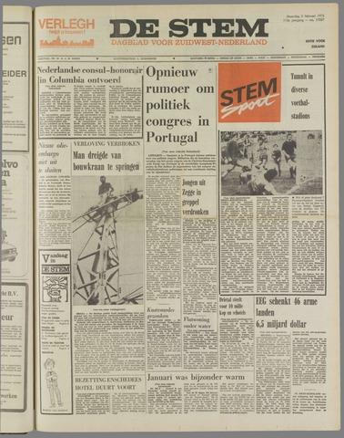 de Vrije Zeeuw 1975-02-03