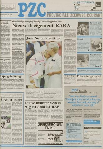 Provinciale Zeeuwse Courant 1993-07-05