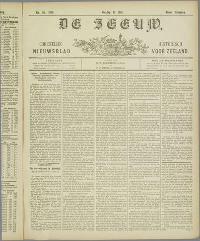 De Zeeuw. Christelijk-historisch nieuwsblad voor Zeeland 1896-05-12