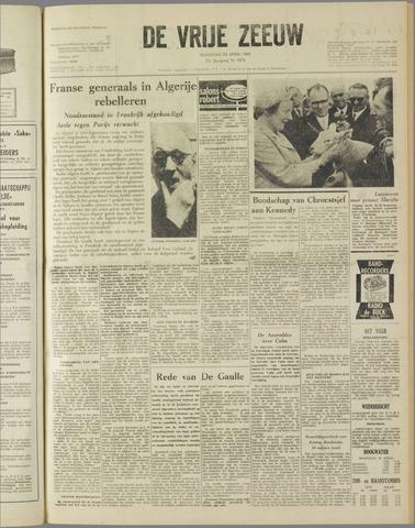 de Vrije Zeeuw 1961-04-24