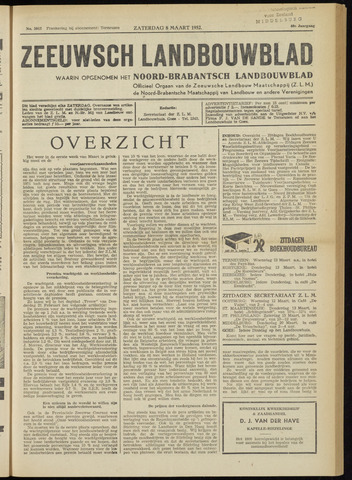 Zeeuwsch landbouwblad ... ZLM land- en tuinbouwblad 1952-03-08