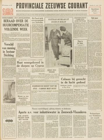 Provinciale Zeeuwse Courant 1964-03-21