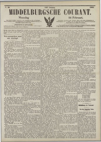 Middelburgsche Courant 1902-02-24