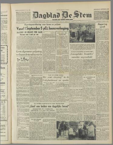 de Stem 1950-09-07