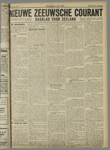 Nieuwe Zeeuwsche Courant 1920-06-09
