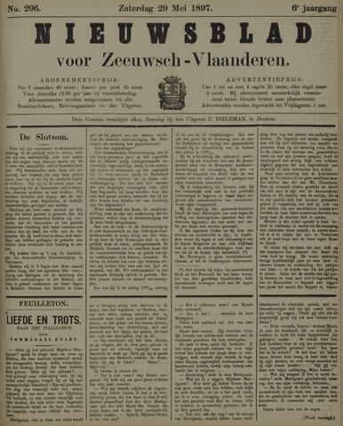 Nieuwsblad voor Zeeuwsch-Vlaanderen 1897-05-29
