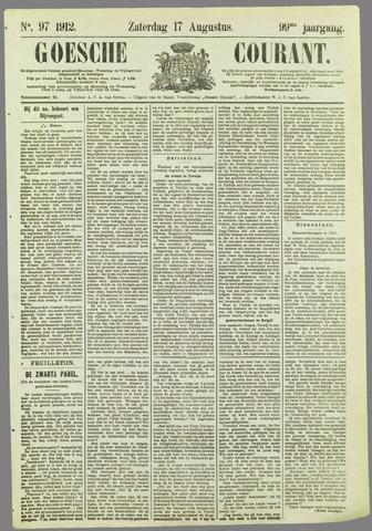 Goessche Courant 1912-08-17