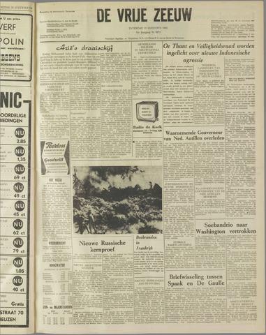 de Vrije Zeeuw 1962-08-11