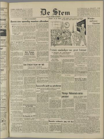 de Stem 1948-03-06