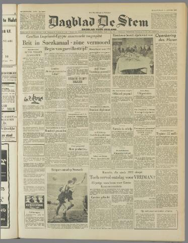 de Stem 1953-01-05