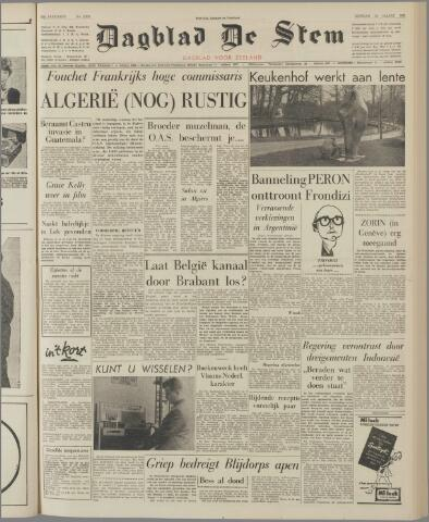de Stem 1962-03-20