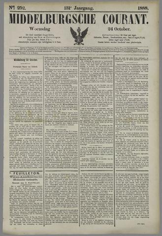 Middelburgsche Courant 1888-10-24