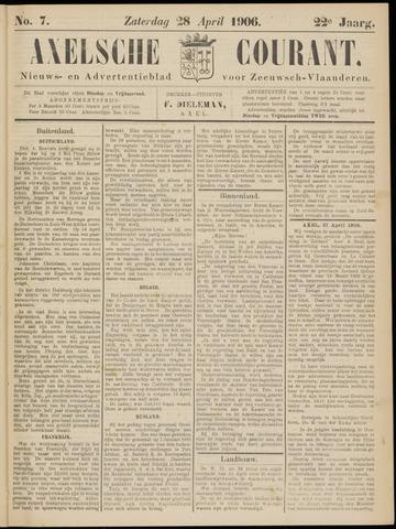 Axelsche Courant 1906-04-28