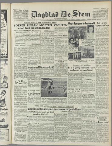 de Stem 1949-12-01